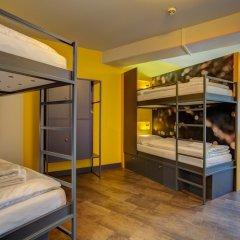Отель MEININGER Hotel Munich Olympiapark Германия, Мюнхен - отзывы, цены и фото номеров - забронировать отель MEININGER Hotel Munich Olympiapark онлайн комната для гостей фото 5