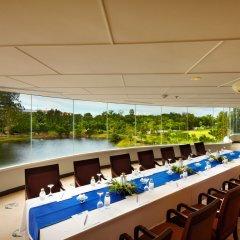 Отель Ocean Marina Yacht Club Таиланд, На Чом Тхиан - отзывы, цены и фото номеров - забронировать отель Ocean Marina Yacht Club онлайн приотельная территория фото 2