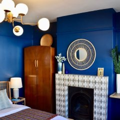 Отель Stunning Victorian Townhouse in Central Brighton Брайтон удобства в номере фото 2