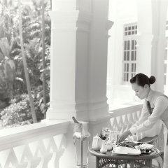 Отель Raffles Singapore балкон