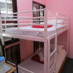 Отель Backpackers' Inn Chinatown Сингапур балкон