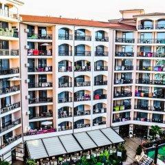 Отель Karolina complex Болгария, Солнечный берег - отзывы, цены и фото номеров - забронировать отель Karolina complex онлайн балкон