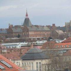 Отель Vysehrad Чехия, Прага - отзывы, цены и фото номеров - забронировать отель Vysehrad онлайн балкон