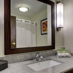 Holiday Inn Express Hotel & Suites MERIDIAN ванная