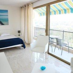 Отель Cannes Marina Golf Франция, Мандельё-ла-Напуль - отзывы, цены и фото номеров - забронировать отель Cannes Marina Golf онлайн комната для гостей фото 3