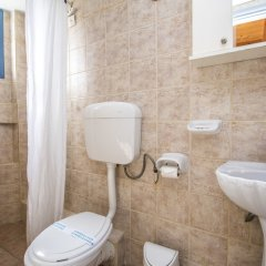 Отель Ecoxenia Studios Греция, Остров Санторини - отзывы, цены и фото номеров - забронировать отель Ecoxenia Studios онлайн ванная фото 2