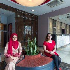 Simms Boutique Hotel Bukit Bintang интерьер отеля