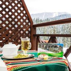 Отель Stream Resort Болгария, Пампорово - отзывы, цены и фото номеров - забронировать отель Stream Resort онлайн балкон