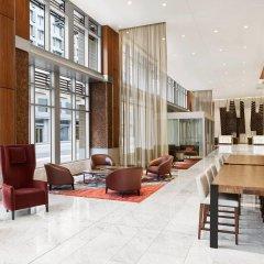 Отель Residence Inn by Marriott Washington Downtown/Convention Center гостиничный бар