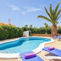 Отель Villas Sol Испания, Кала-эн-Бланес - отзывы, цены и фото номеров - забронировать отель Villas Sol онлайн бассейн