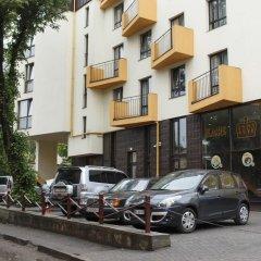 Hotel Cisar парковка