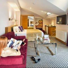 Parkhouse Hotel & Spa Турция, Стамбул - 1 отзыв об отеле, цены и фото номеров - забронировать отель Parkhouse Hotel & Spa онлайн комната для гостей фото 2