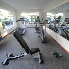 Отель Boutique Hoi An Resort фитнесс-зал фото 2
