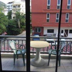 Отель Total-Inn балкон