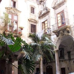 Hotel Orientale Палермо балкон
