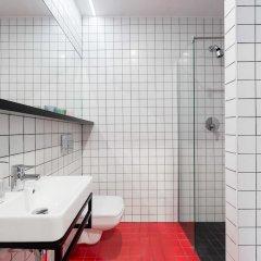 Отель Aparthouse Woźna 11 Old Town Польша, Познань - отзывы, цены и фото номеров - забронировать отель Aparthouse Woźna 11 Old Town онлайн ванная фото 3