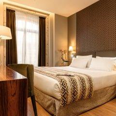 Отель Exe Almada Porto Порту комната для гостей фото 5