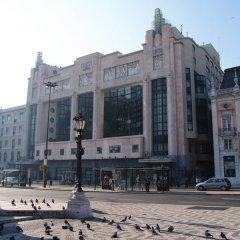 Отель VIP Executive Eden Aparthotel Лиссабон приотельная территория