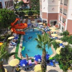 Primera Hotel And Apart Аланья балкон