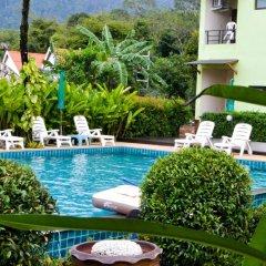 Отель Morrakot Lanta Resort бассейн фото 2