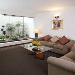Отель BTH Hotel Lima Golf Перу, Лима - отзывы, цены и фото номеров - забронировать отель BTH Hotel Lima Golf онлайн комната для гостей фото 2