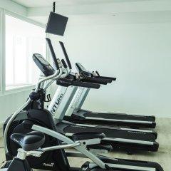 Отель Da Praia Norte фитнесс-зал фото 4