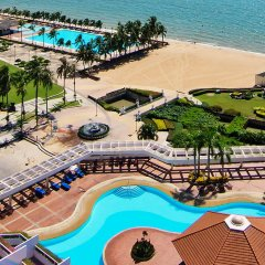 Отель Ambassador City Jomtien Inn Wing бассейн фото 3