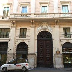 Отель B&B Best Pantheon Италия, Рим - 1 отзыв об отеле, цены и фото номеров - забронировать отель B&B Best Pantheon онлайн вид на фасад