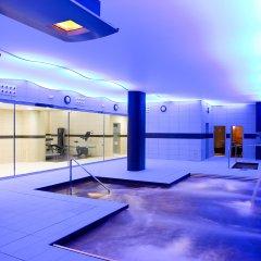 Отель URH Ciutat de Mataró фитнесс-зал