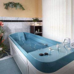 Отель Excelsior Чехия, Марианске-Лазне - отзывы, цены и фото номеров - забронировать отель Excelsior онлайн ванная