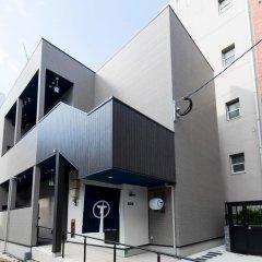 Отель Trip Pod Sumiyoshi C Хаката парковка