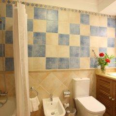 Отель Caniço Bay Club ванная фото 2