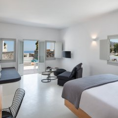 Отель June Twenty Suites Греция, Остров Санторини - отзывы, цены и фото номеров - забронировать отель June Twenty Suites онлайн комната для гостей фото 3