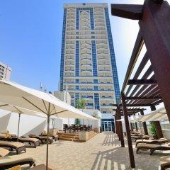 Golden Sands Hotel Sharjah Шарджа пляж