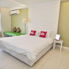 Отель Zen Rooms Panurangsri Бангкок комната для гостей фото 2