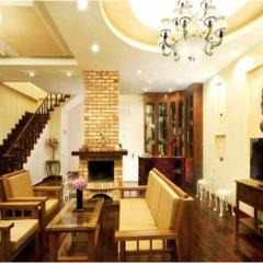 Отель Dalat Terrasse Des Roses Villa Далат интерьер отеля фото 3