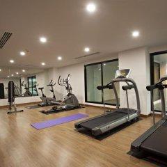 Отель Paripas Patong Resort Пхукет фитнесс-зал фото 2