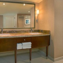 Отель JW Marriott Hotel Washington DC США, Вашингтон - отзывы, цены и фото номеров - забронировать отель JW Marriott Hotel Washington DC онлайн ванная фото 2