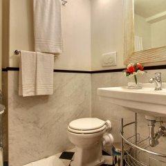 Отель Orlando Palace Apartments Италия, Флоренция - отзывы, цены и фото номеров - забронировать отель Orlando Palace Apartments онлайн ванная фото 2
