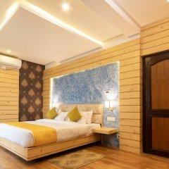 Отель Fresco Retreat Непал, Лалитпур - отзывы, цены и фото номеров - забронировать отель Fresco Retreat онлайн комната для гостей фото 5