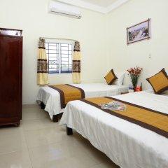 Отель Ha My Beach Homestay Hoi An комната для гостей