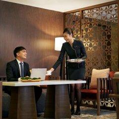 Orchard Rendezvous Hotel by Far East Hospitality Сингапур интерьер отеля