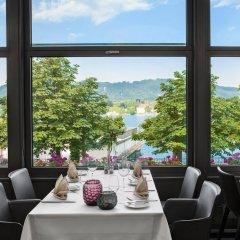 Steigenberger Hotel Bellerive au Lac питание