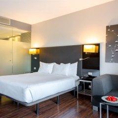 Отель Eurostars Monte Real Испания, Мадрид - отзывы, цены и фото номеров - забронировать отель Eurostars Monte Real онлайн комната для гостей фото 4