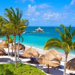 Отель Desire Riviera Maya Pearl Resort All Inclusive- Couples Only пляж