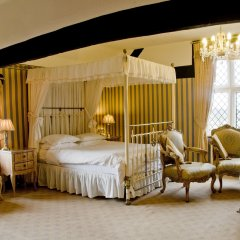 Albright Hussey Manor Hotel комната для гостей