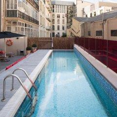 Отель Catalonia Square Испания, Барселона - 4 отзыва об отеле, цены и фото номеров - забронировать отель Catalonia Square онлайн бассейн фото 3