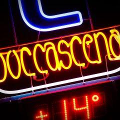 Hotel Boccascena Генуя гостиничный бар