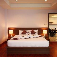 Отель Bangtao Tropical Residence Resort & Spa комната для гостей фото 8