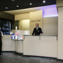 Hotel Lancaster интерьер отеля